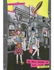 Livro Livro As Boas Fadas De Nova Yo Martin Millar