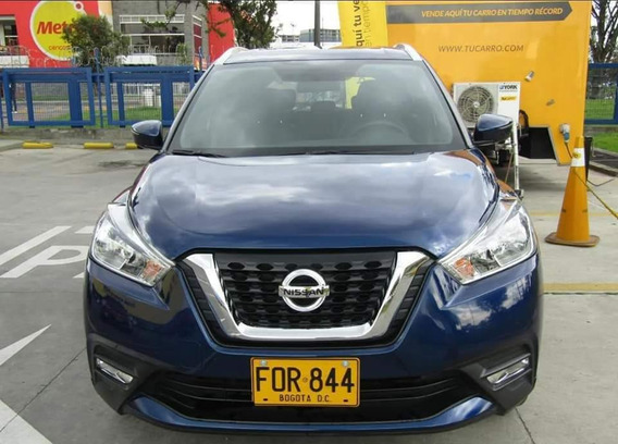 Nissan Kicks Exclusive Full Equipo 1.600c.c. Modelo 2019