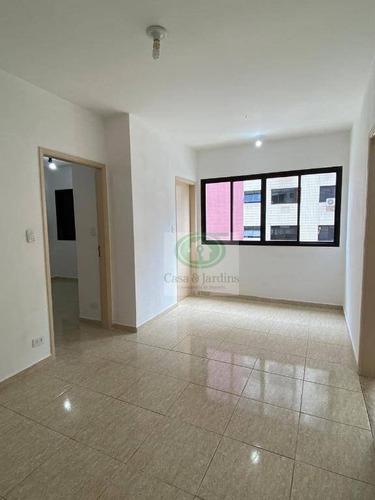 Apto 1 Dormitório Com Suíte E Lavabo - Ap6561