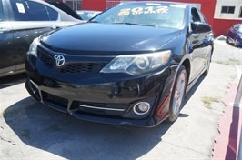 Toyota Camry Ce 2012