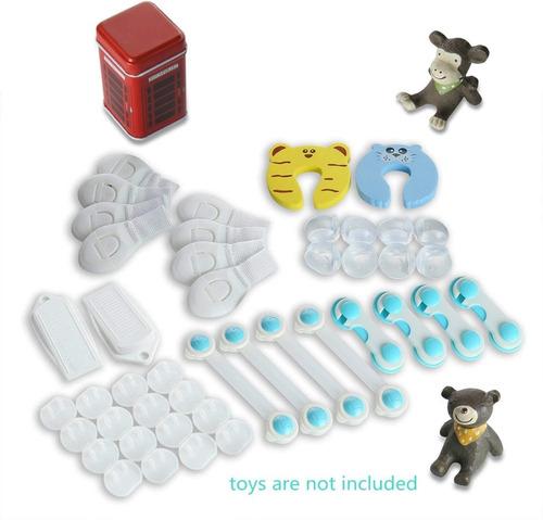 Kit Proteccion Bebes 44 Piezas