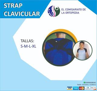 Strap Clavicular