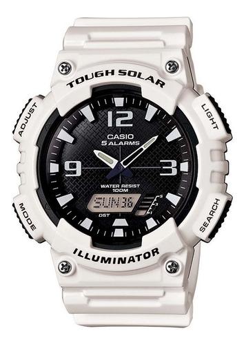 Relógio Casio Branco Aq-s810wc-7avdf - Mega Promoção!!!!!!