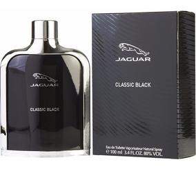 Perfume Jaguar Classic Black 100ml Original Lacrado !!!