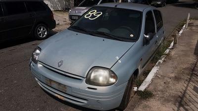 Renault Clio 1.0 16v Para Retirada De Pecas