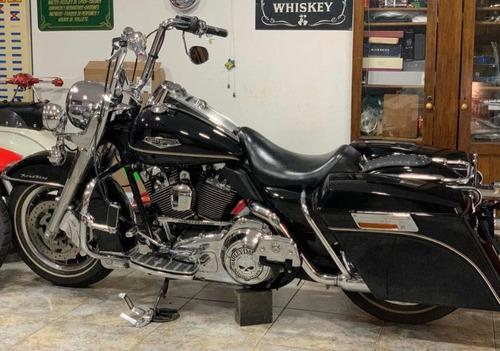 Harley-davidson Road King Unica Por Su Estado