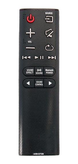 Controle Remoto Sound Bar Samsung Ah59-02733b Original