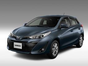 Toyota Yaris Xs 5p Manual 0km Conc Prana