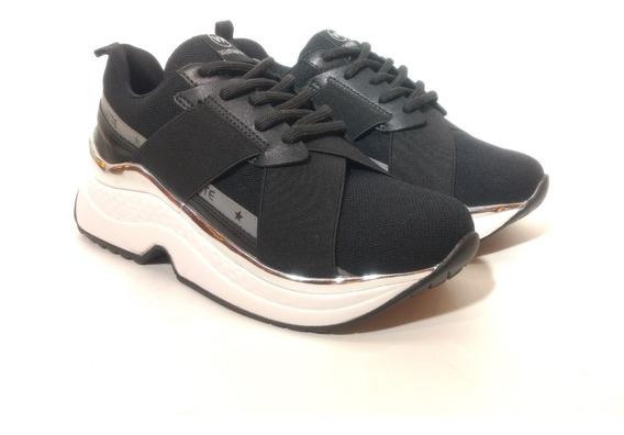 Zapatillas Confort Mujer Viamarte Art 20-5403 Zona Zapatos