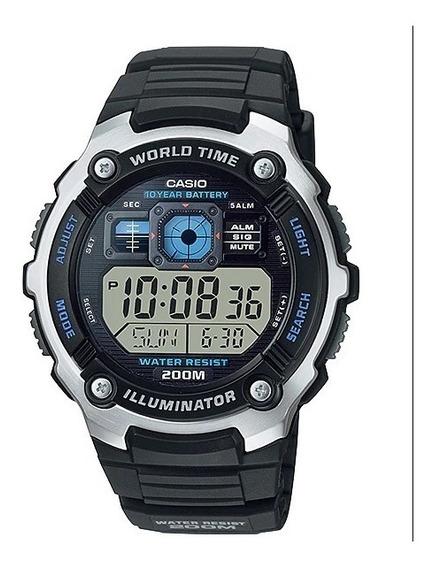 Relógio Casio Ae-2000w-1avdf