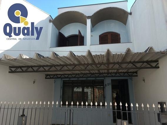 Casa Para Venda, 4 Dormitórios, Centro - Amparo - 1360