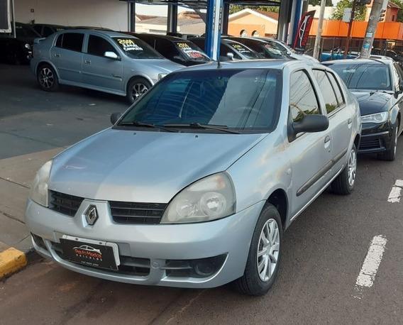 Clio Sedan 2008 Flex Manual 1.6