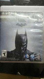 ** Batman Arkham Origins Para Tu Ps3 **