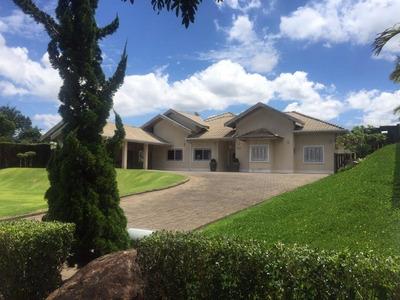 Casa Residencial À Venda, 5 Dormitórios, Condomínio Jardim Primavera, Louveira - Ca5406. - Ca5406