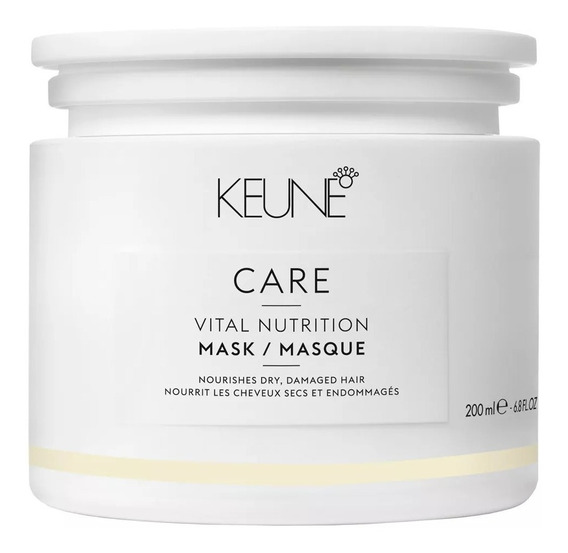 Máscara Keune Care Vital Nutrition 200ml + Brinde