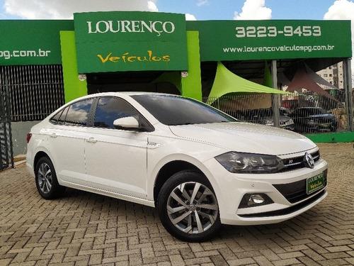 Volkswagen Virtus 1.0 Flex 200tsi Comfortline Automático