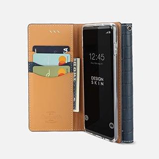 Funda Con Tapa Para Galaxy S10 Plus, Diseño De Piel De Cocod