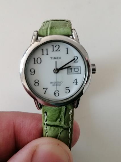 Relógio Timex Indiglo Feminino