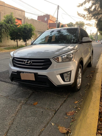 Hyundai Creta Impecable Remato