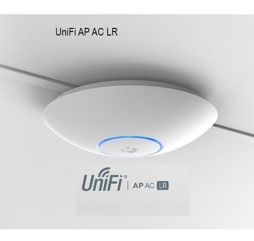Acces Point Ubiquiti Uap Ac Lr Dual Band Simultanea 2.4/5.8g