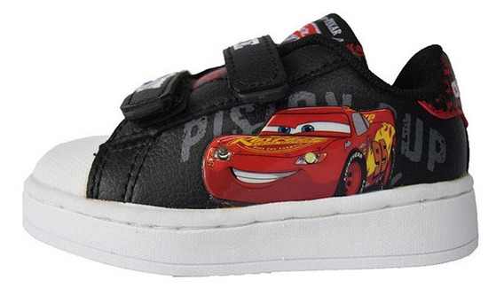 Zapatillas Disney Cars Velcro Niño