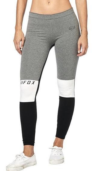 Legging Fox Dama Stellar Gris Grafito