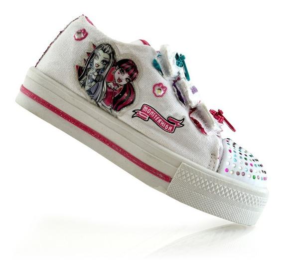 Zapatilla Addnice Monster High 334-40 Niñas Luminares