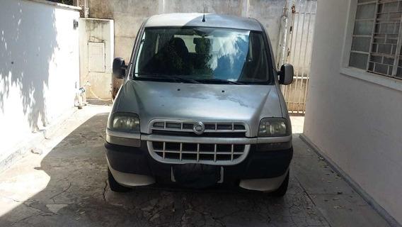 Fiat Doblo 2002 1.3 16v Ex Fire 5p