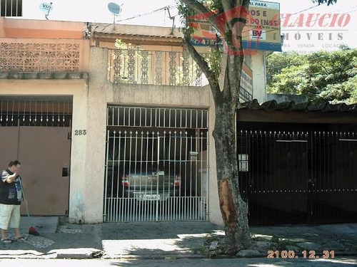 Sobrado Para Venda Em Taboão Da Serra, Parque Pinheiros, 2 Dormitórios, 1 Banheiro, 1 Vaga - So0394_1-1009888