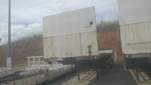 Randon Porta Container Carga Seca - 1615