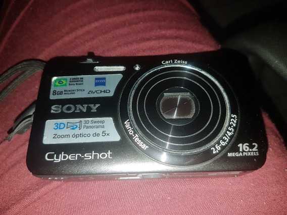 Sony Cyber-shot Dsc-wx7 Semi-nova