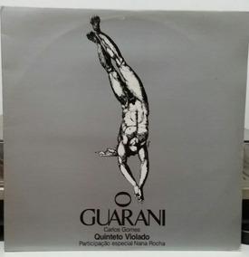 Quinteto Violado O Guarani 1986 (álbum Duplo Com Capa Dupla)