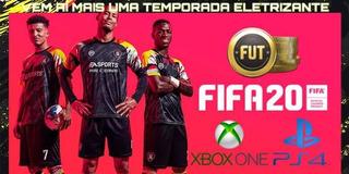 Compro Conta Fifa Webapp Liberado.