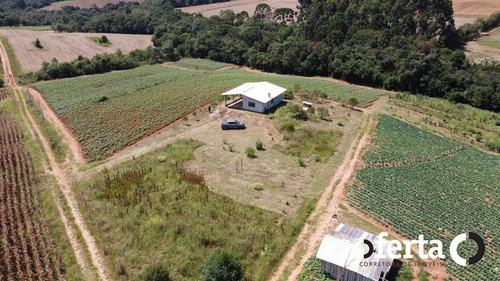 Chacara Com Casa - Mato Branco - Ref: 697 - V-697