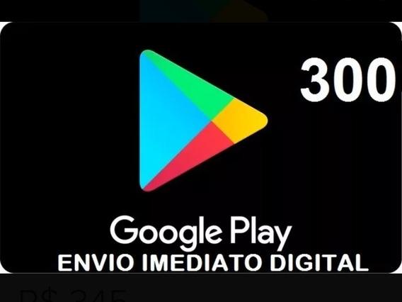 Gift Card 300 Reais Envio Digital