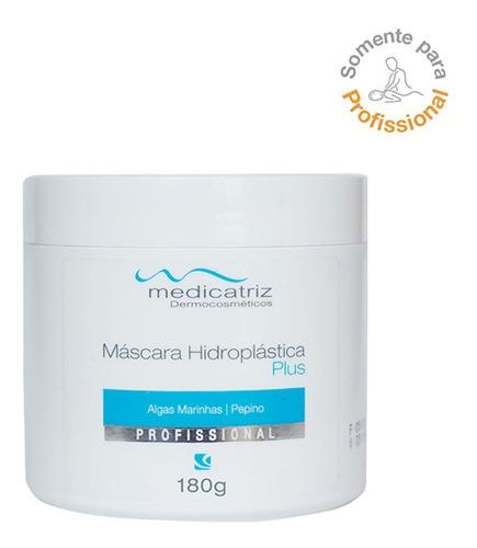 Máscara Hidratante Hidroplástica Plus | 180g | Medicatriz