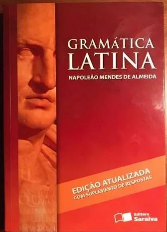 Gramática Latina - Napoleão Mendes - 30° Ed