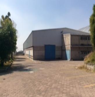 Bodega Industrial - Puebla