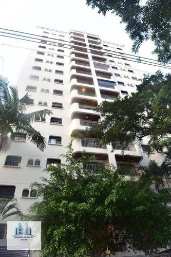 Imagem 1 de 24 de Selecione Residencial À Venda, Moema, São Paulo. - Ap2936