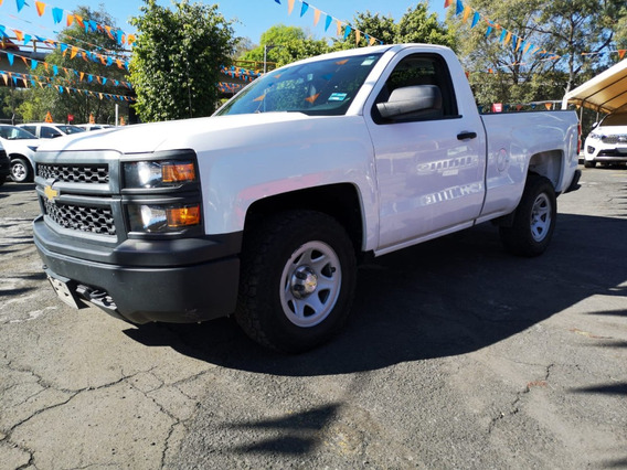Chevrolet Silverado 4.3 1500 Cab Regular V6/ Man Aa At