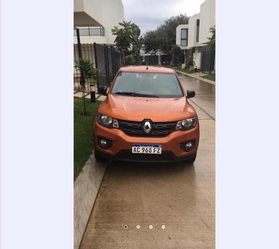 Renault Kwid 2018 1.0 Sce 66cv Iconic