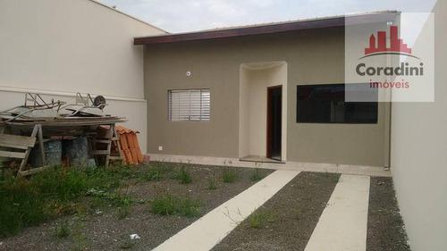 Imagem 1 de 11 de Casa Residencial À Venda, Jardim Da Balsa I, Americana. - Ca0678
