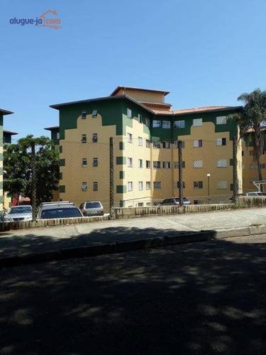 Imagem 1 de 12 de Apartamento Com 2 Dormitórios À Venda, 54 M² Por R$ 180.000,00 - Jardim Santa Inês Ii - São José Dos Campos/sp - Ap13802