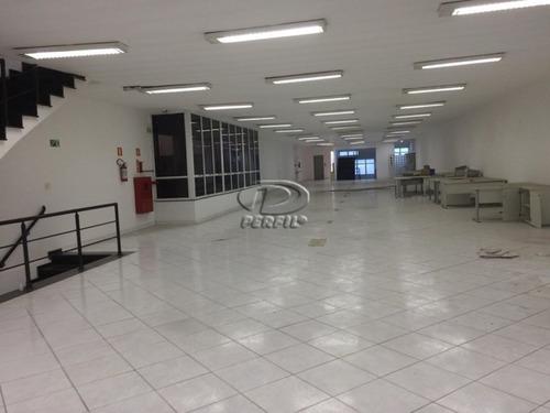 Imagem 1 de 15 de Prédio Comercial - Bairro Belém - 1.474,00m² - Pc1018