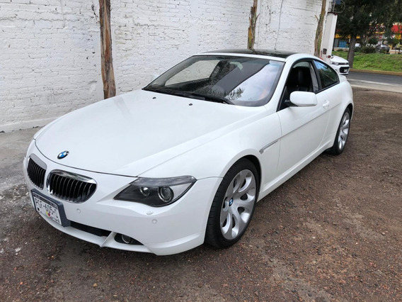 Bmw 645 2005 Impecable!!