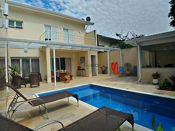 Casa À Venda Em Condomínio Vista Verde - Ca007631