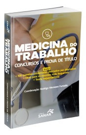 Livro Medicina Do Trabalho - Preparatório Para Concursos