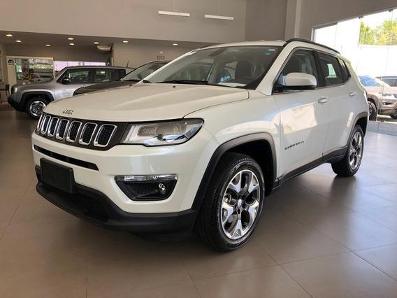 Jeep Compass Longitude Diesel 2020 0km Garantia De Fabrica!