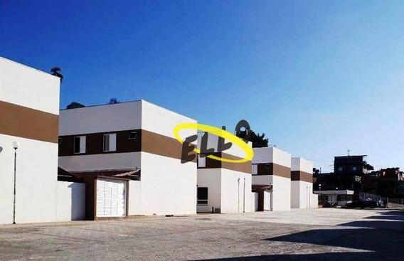 Casa Com 2 Dormitórios À Venda, 68 M² Por R$ 210.000,00 - Centreville - Cotia/sp - Ca4841