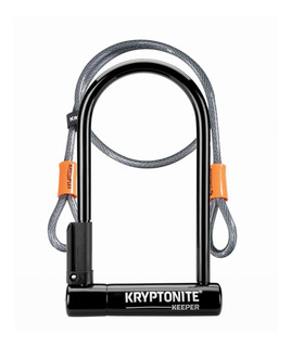 Candado Traba U Bicicleta Kryptonite Keeper 12 Std - Ciclos
